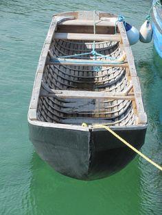 Curragh....traditional Irish rowboat ....Galway ...MML