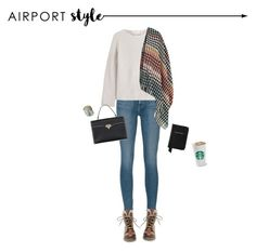 """""""Untitled #55"""" by nadinajmi ❤ liked on Polyvore featuring Frame, Helmut Lang, Maje, Steve Madden, Valentino and Aspinal of London"""