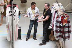 Comienza la 080 Barcelona Fashion con la apertura de su showroom