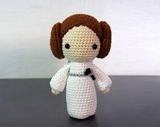 Amigurumi Totoro Receita : Amigurumi princess leia by amigurinos crafts