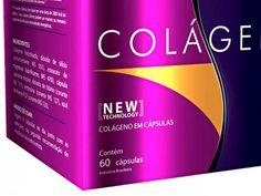 Colágeno Hidrolizado Blister 60 Cápsulas - Midway com as melhores condições você encontra no Magazine 123claudia. Confira!