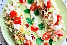 Sałatka z kapusty pekińskiej | Salad http://www.codogara.pl/7678/salatka-z-kapusty-pekinskiej/