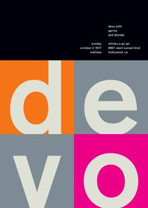 Mike Joyce. Punk Rock & Swiss Modernism.