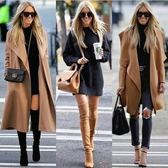 Awesome Winter Outfits You Should Already Own Fashion Looks Tolle Winteroutfits Die Du Schon Besitzen Solltest Fashion Looks - Besondere Tag Ideen Business Casual Outfits, Casual Winter Outfits, Classy Outfits, Trendy Outfits, Fall Outfits, Sporty Chic Outfits, Winter Outfits 2019, Winter Outfits For Work, Winter Outfits Women