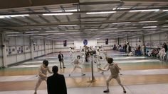 Melbourne State Fencing Centre