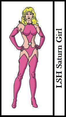 LSH Saturn Girl