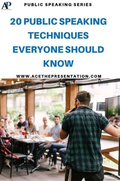 How many times did you have to speak in front of others and you weren't happy with your own performance? You wished you knew how to do better, how to be better. Check out these 20 Public speaking techniques and learn how to DO BETTER.  #publicspeakingtechniques #publicspeakingskills #speakingtechniques #publicspeaking