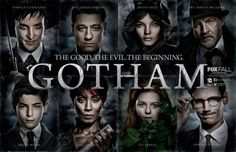 Manca poco ormai all'uscita della terza stagione di Gotham, la serie prequel / spin-off che racconta le vicende della città da cui prenderà il via la storia di Batman. La season premiere è prevista per il 19 settembre, sempre su FOX, ed è stato rilasciato da poco il nuovo poster che mostra i cattivi nelle mani di James Gordon, dentro una sfera di cristallo.