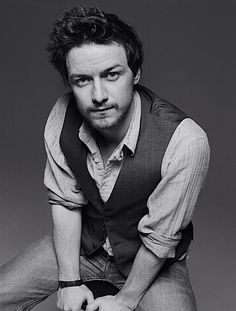 The very talented James Mc Avoy