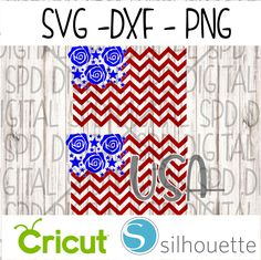 Get Patriotic Cutting File Kwd089G Crafter Files