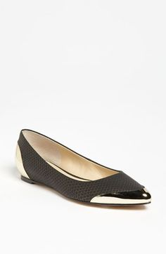 My fave new flats, breaking em in right now: Enzo Angiolini Danville Flat available at #Nordstrom