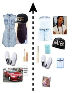 """""""Back to school shopping with sis"""" by zendaya090 ❤ liked on Polyvore featuring ONLY, Keds, AERIN, Ilia and Versace"""