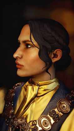 Dragon Age Josephine, Josephine Montilyet, G Dragon Age, Dragon Age Series, Dragon Age Characters, Grey Warden, Dragon Age Inquisition, Fangirl, Beautiful Women