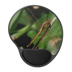 Dragonfly, Gel Mousepad. Gel Mouse Pad