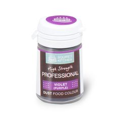 Create the colour you need with Squires Kitchen Professional Dust Food Colours. Designed especially for sugarcrafters and cake decorators, they are fully intermixable so the colour options are endless. What's more, all Squires Kitchen food colourings are guaranteed edible and conform to EU directives for use in foodstuff so you can ensure that your creations are both beautiful and safe to eat.