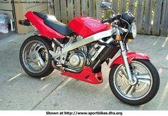Honda NT 650 HAWK