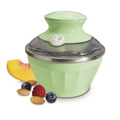 (click twice for updated pricing and more info) Hamilton Beach - Half Pint Soft-Serve Ice Cream Maker, Green #ice_cream_makers http://www.plainandsimpledeals.com/prod.php?node=34661=Hamilton_Beach_-_Half_Pint_Soft-Serve_Ice_Cream_Maker,_Green_-_68660#