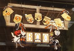 Halloween buddies are here to help you get your spook on with some character! Come in today to find your favorite Halloween decor.