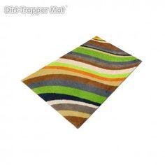 Dirt-Trapper Design Mat - Modern Stripes Utopia - 50 x 75 cm #stripes