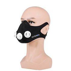 Oferta: 28.09€ Dto: -45%. Comprar Ofertas de OUTERDO Mascara de Entrenamiento Deportivo Simulación de Altura, Mascara Ajustable 2.0 Altitud Entrenamiento Anaeróbico M barato. ¡Mira las ofertas!
