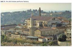 Grasse perfume factory