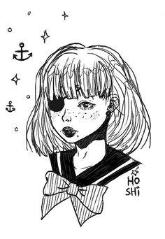 # Illustration - 180816 - 2016 (black pen)