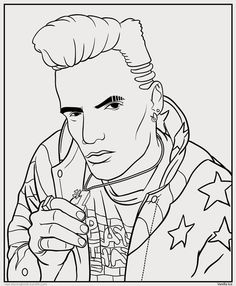 38 Best Rap Coloring Images Adult Colouring In Coloring Pages
