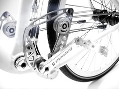 Stringbike: revolution in bicycle technology - bicycle without chains in ultra cool design. Love. Designed, Developed and Made in Hungary.