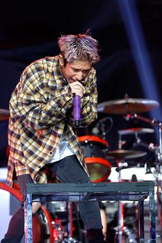 . One OK Rock live at The Palace on 7-27-2016. Photo credit: Ken Settle