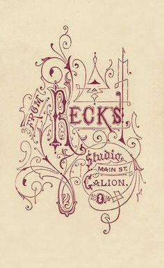 Reck's Studio