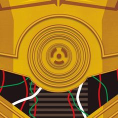 Star Wars Characters: C-3PO 12 x 12 Paper