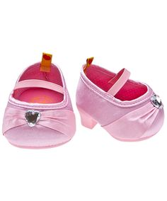 Pink Gem Heels | Build-A-Bear