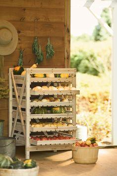 Orchard Rack   Buy from Gardener's Supply
