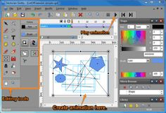 7 best free business card maker software for windows list of 5 best free 2d animation software for windows reheart Images