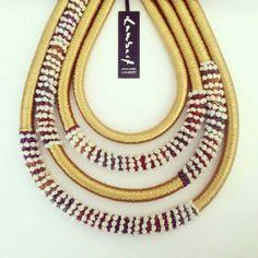 Anna Maria Lambert's exotic jewelry - The Greek Foundation