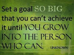 #goals  #personal development