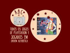 1 on 1 - Gameplay comentado em português [ABC do PS1]