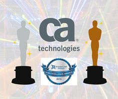 Proud to announce that CA Technologies takes home two awards at the Brandon Hall HCM Excellence Awards: Bronze in the Best Advance in Leadership Development for its Leadership Development Program, and Silver in the Best Use of Blended Learning for its Managing & Leading Program: http://cainc.to/QgxWbG