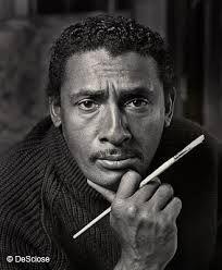 Ernie Barnes - African American.  Handsome. Google Search