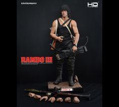 #Rambo #Afghanistan #masterpiece #figurine #EnterbayUSA