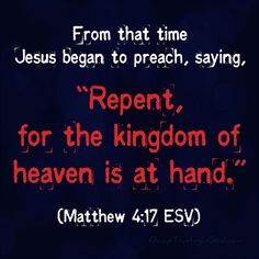 "아멘 주 예수여 어서 오시옵소서              Amen! Come, Lord Jesus: JESUS Still Says, ""Repent, For The Kingdom of Heav..."