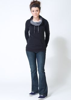 Bench Funny Funnel Neck Sweat and Jeans Funnel Neck, Bench, Jeans, Funny, Clothes, Style, Outfit, Clothing, Kleding