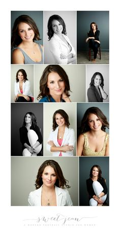 You want all the headshots to appear similar to each other without being exactly the exact same so you are able to maintain individuality. Be suspicious if an agent would like you to cover headshots for your infant or toddler. Business Portrait, Corporate Portrait, Business Headshots, Corporate Headshots, Professional Headshots Women, Professional Portrait, Professional Photography, Photography Poses Women, Headshot Photography