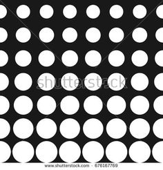 Vector half tone circles seamless pattern. Halftone dots abstract monochrome background. Gradient transition effect. Simple modern black & white dotted texture. Stylish design for decor, digital, web