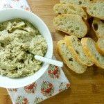 artichoke, olive tapenade dip- easy-peazy