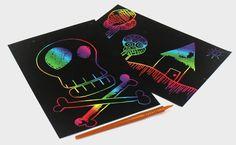 BABY & CHILD: Art & Design Scratch Paper by TNW Australia