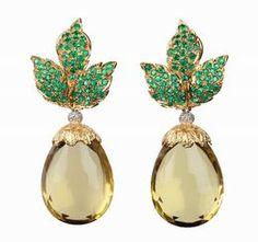 Buccelatti earrings