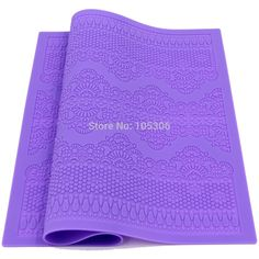 Cheap lace knit scarf pattern, Buy Quality patterns lace directly from China lace dress patterns Suppliers: 1PC New Arrivals Silicone Mat Fondant Cake Decorating Styling Tools Kitchen Silicone Lace Mold Flower Pattern Color Purp