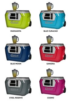 COOLEST COOLER: 21st Century Cooler that's Actually Cooler by Ryan Grepper — Kickstarter        CHECK THESE OUT...SUPER COOL