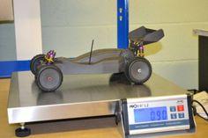 http://3dprintboard.com/showthread.php?3925-3D-Printed-Carbon-Fiber-Remote-Control-Car